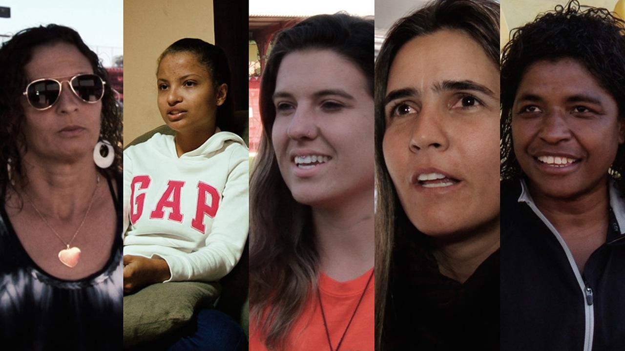 EU, JOGADORA - UM AUTORRETRATO DO FUTEBOL FEMININO